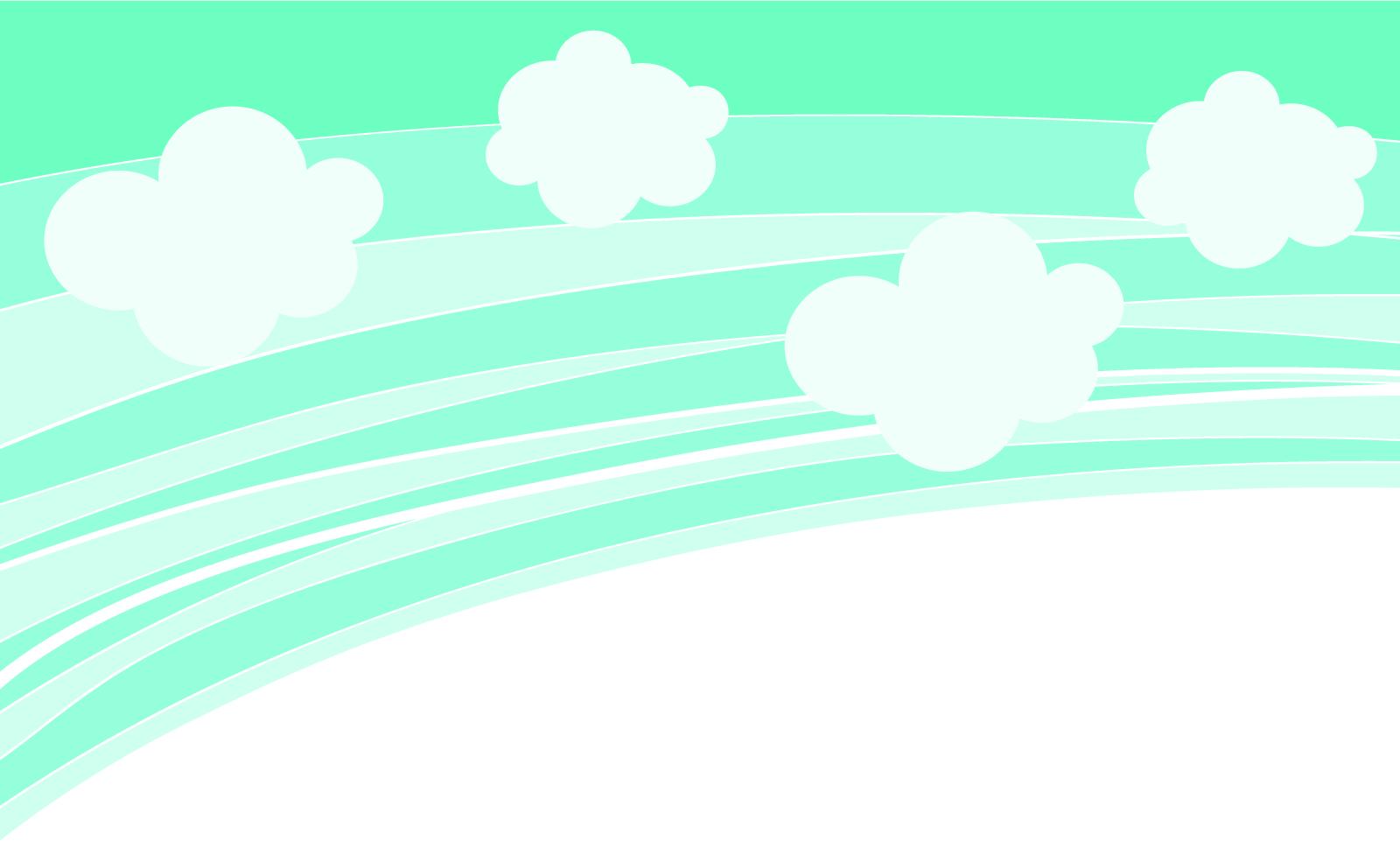 Hình nền Powerpoint mây trời sáng đẹp