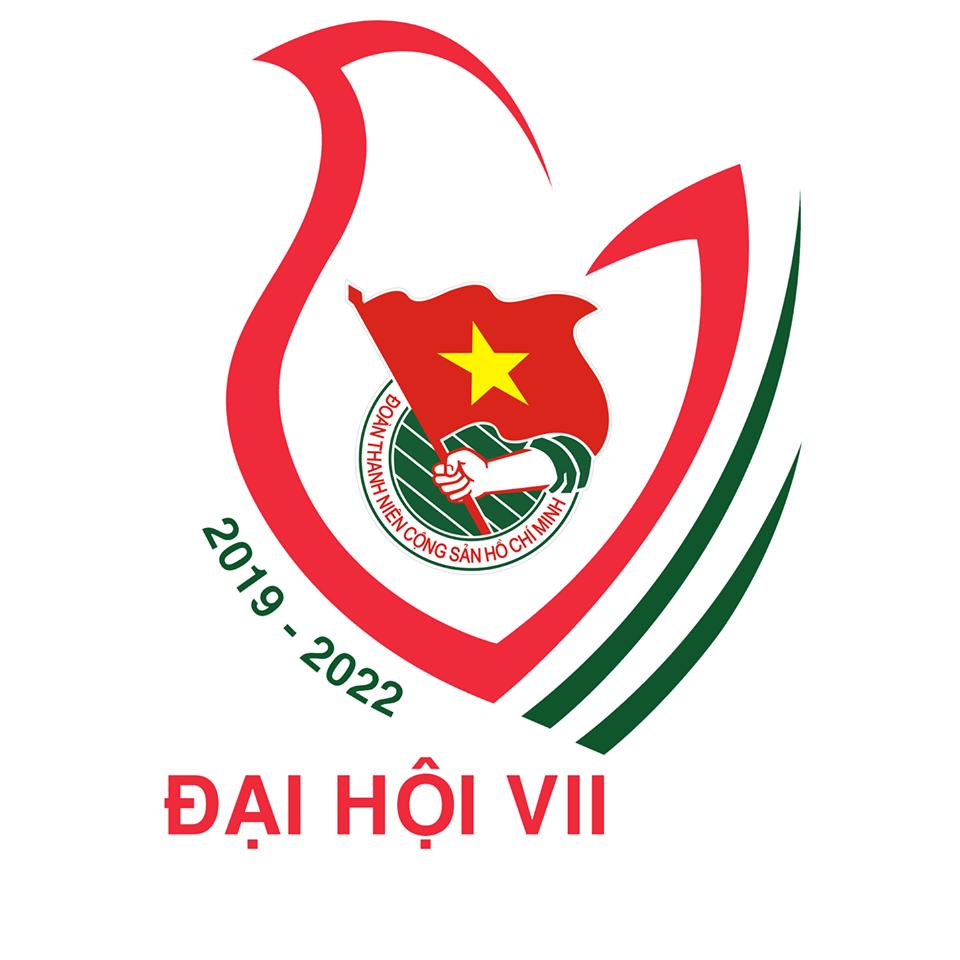Logo đại hội đoàn thanh niên lần thứ 7
