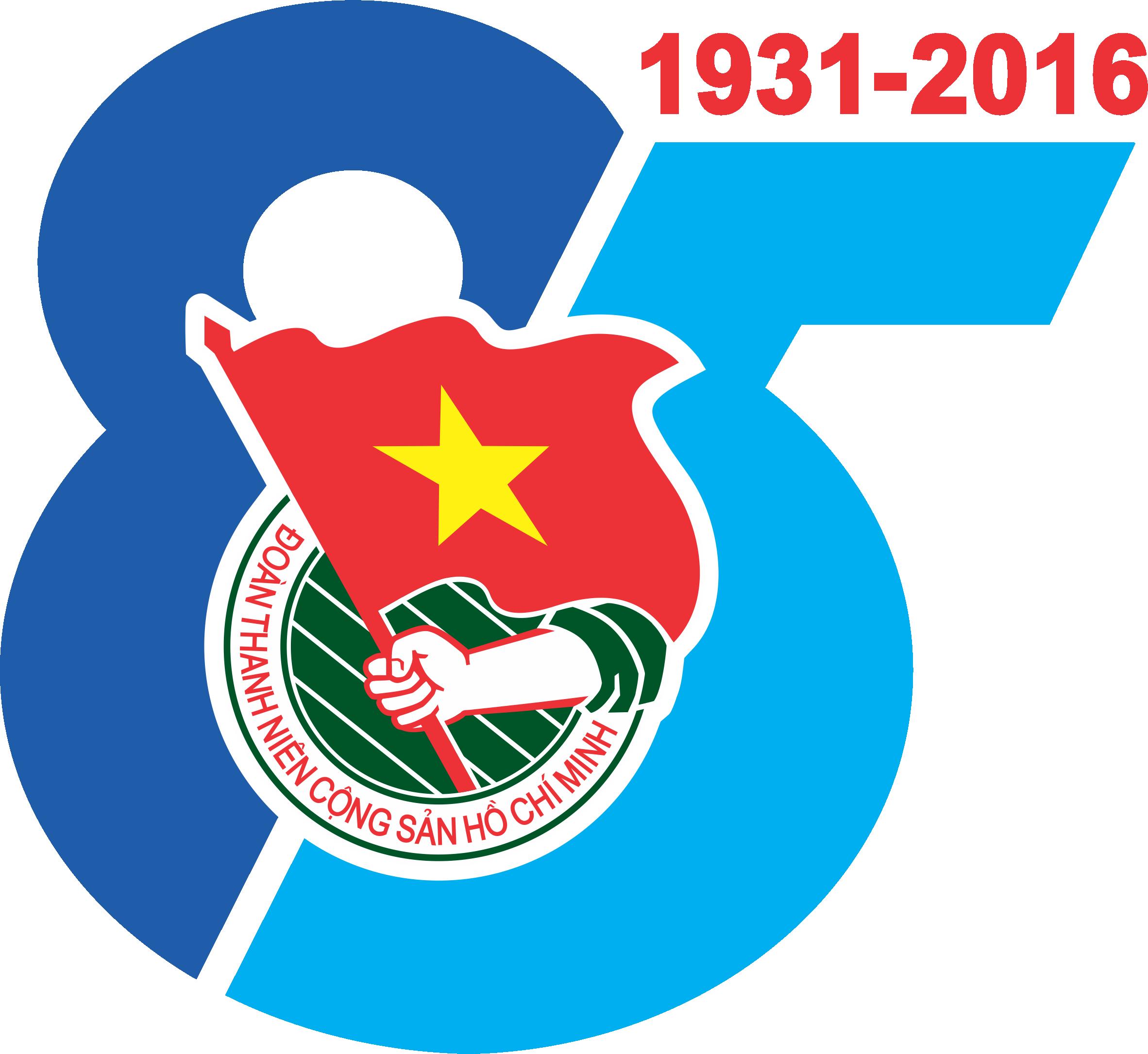 Logo đại hội đoàn thanh niên