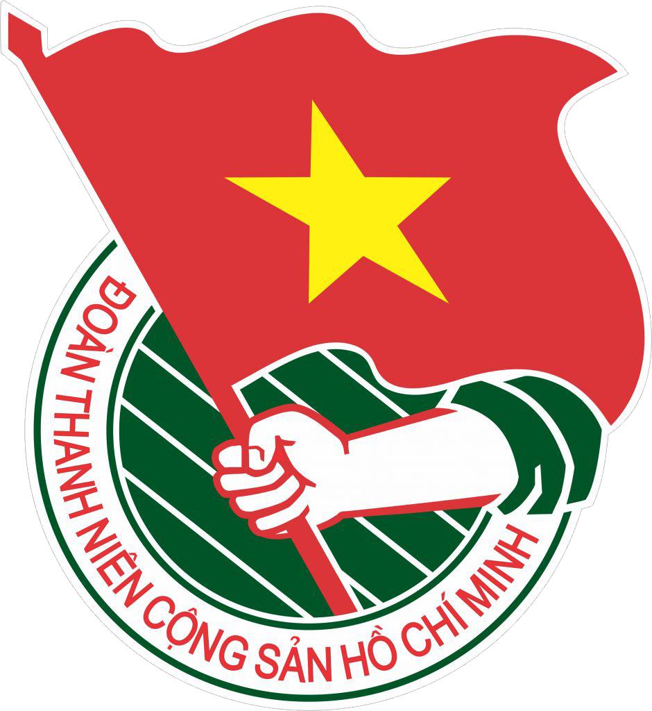 Logo đoàn thanh niên png không nền