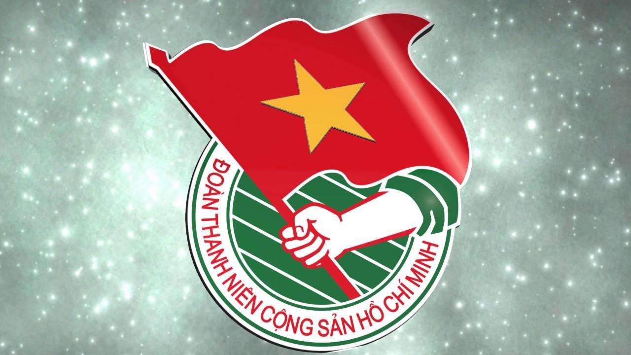 Mẫu logo biểu tượng đoàn thanh niên