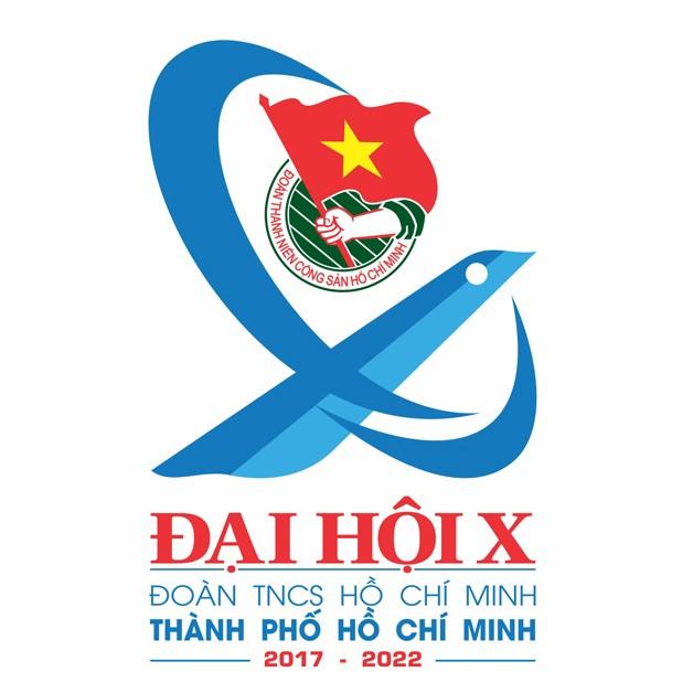 Mẫu logo đại hội thanh niên lần thứ 10