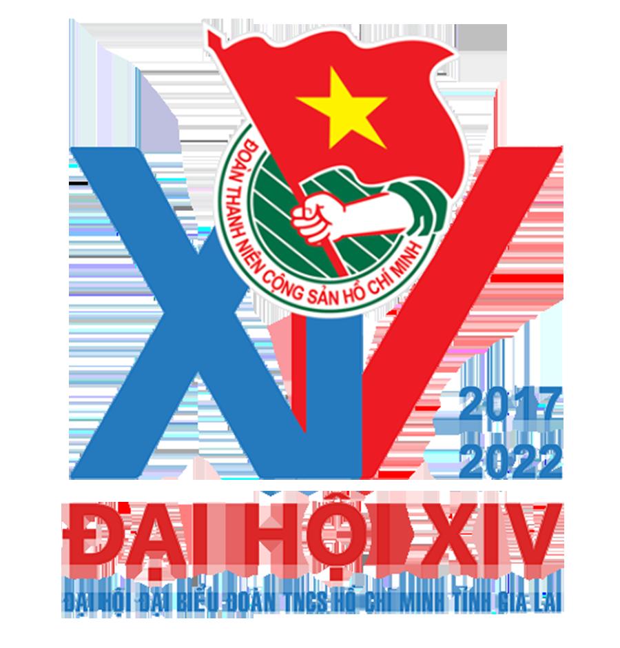 Mẫu logo đại hội thanh niên lần thứ 14