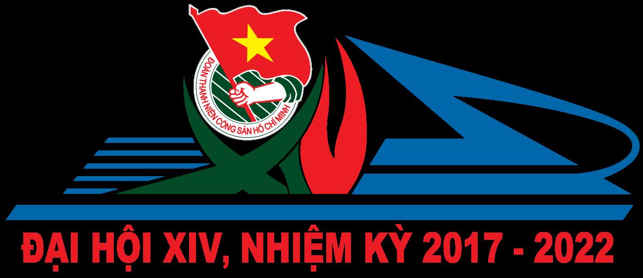 Mẫu logo đoàn thanh niên lần thứ 14