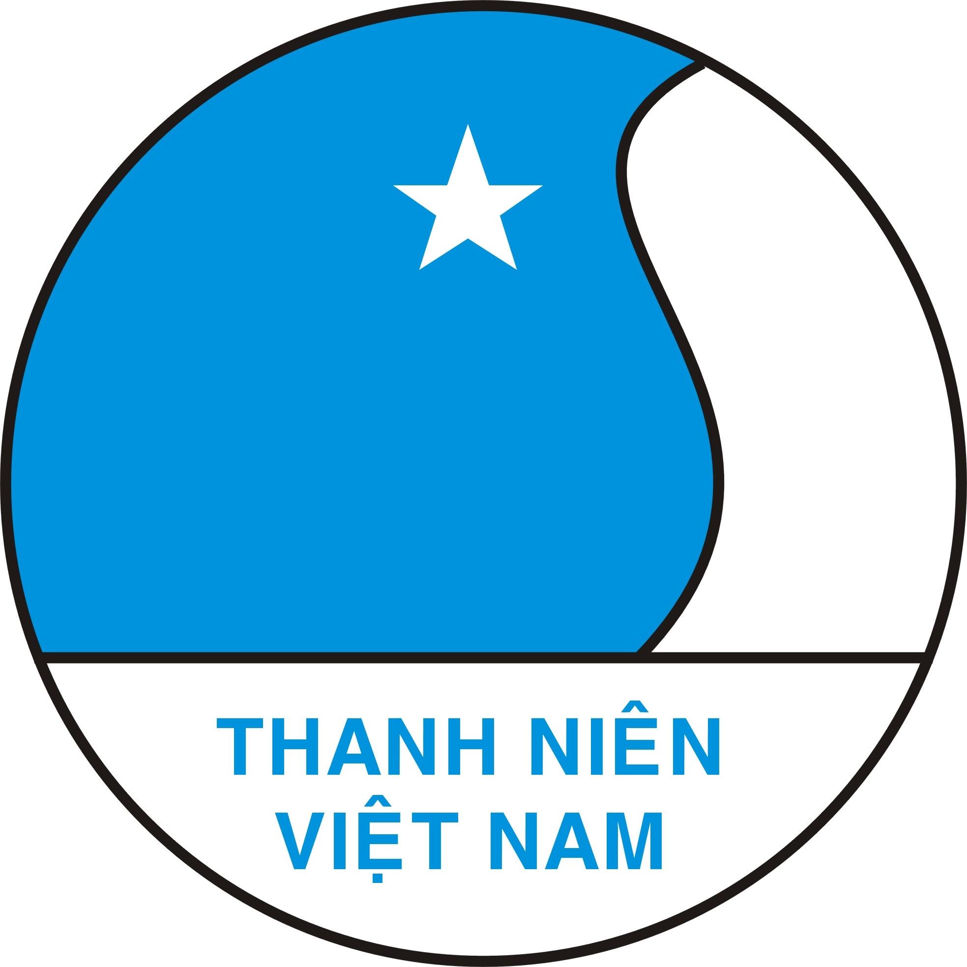 Mẫu logo hội thanh niên Việt Nam