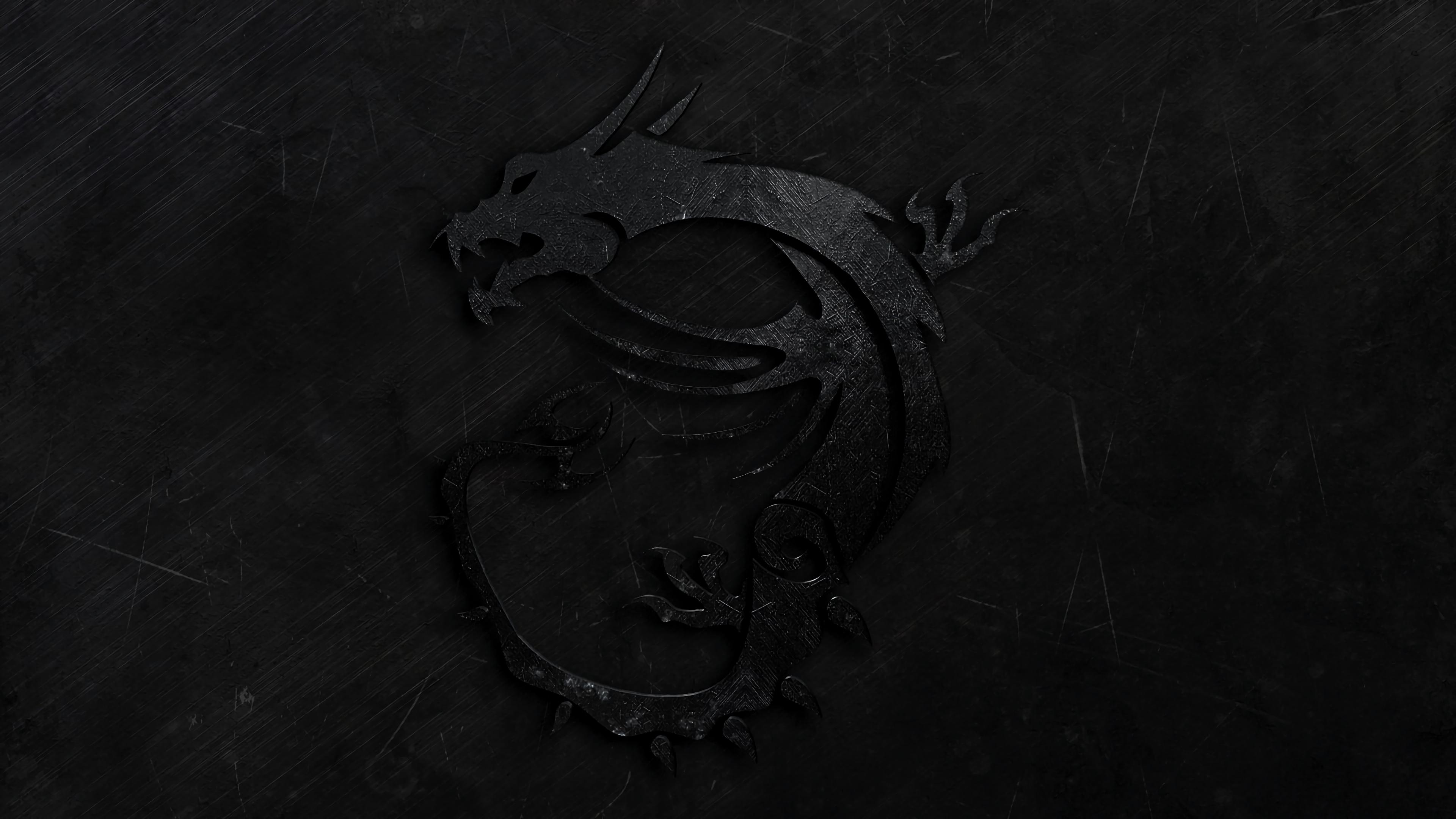 MSI Black Wallpaper