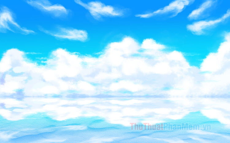 Background bầu trời đẹp