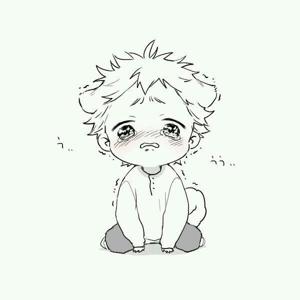 Ảnh chibi boy buồn nhất