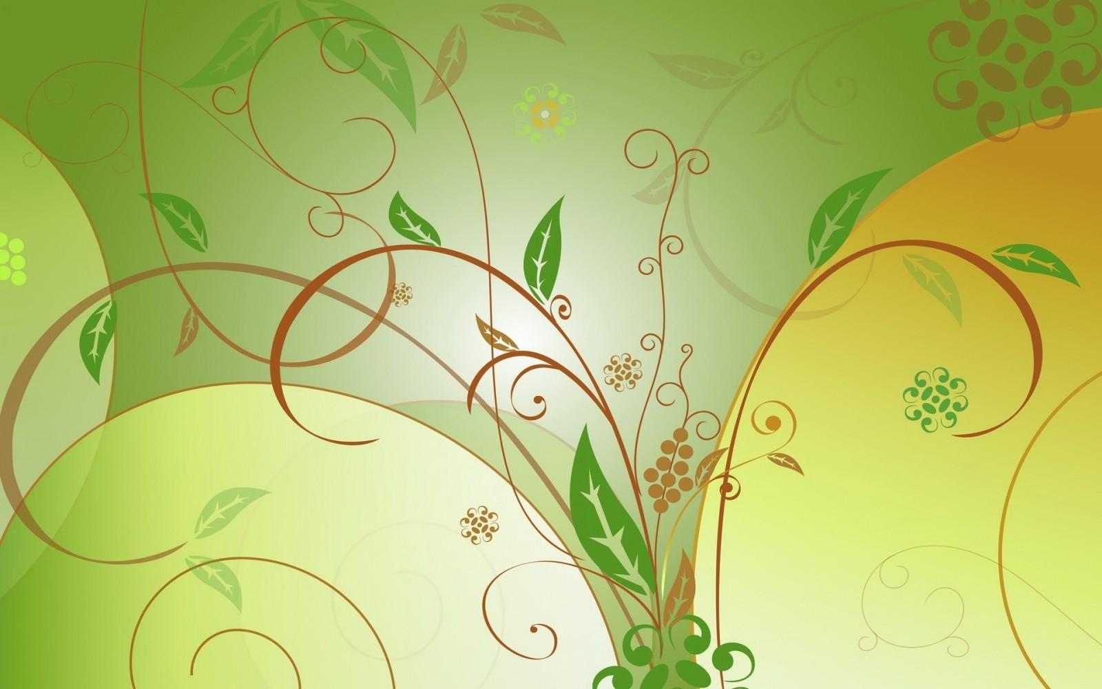 Background họa tiết hoa lá đẹp