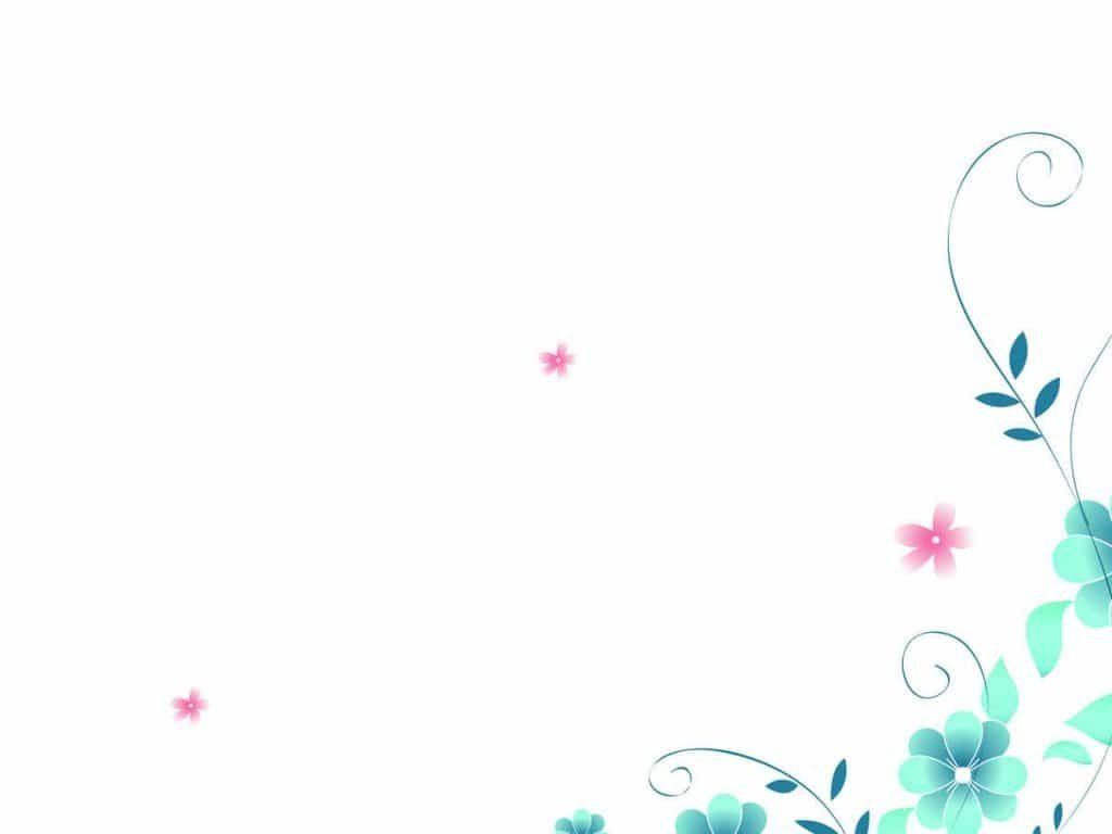 Background hoa văn lá cây