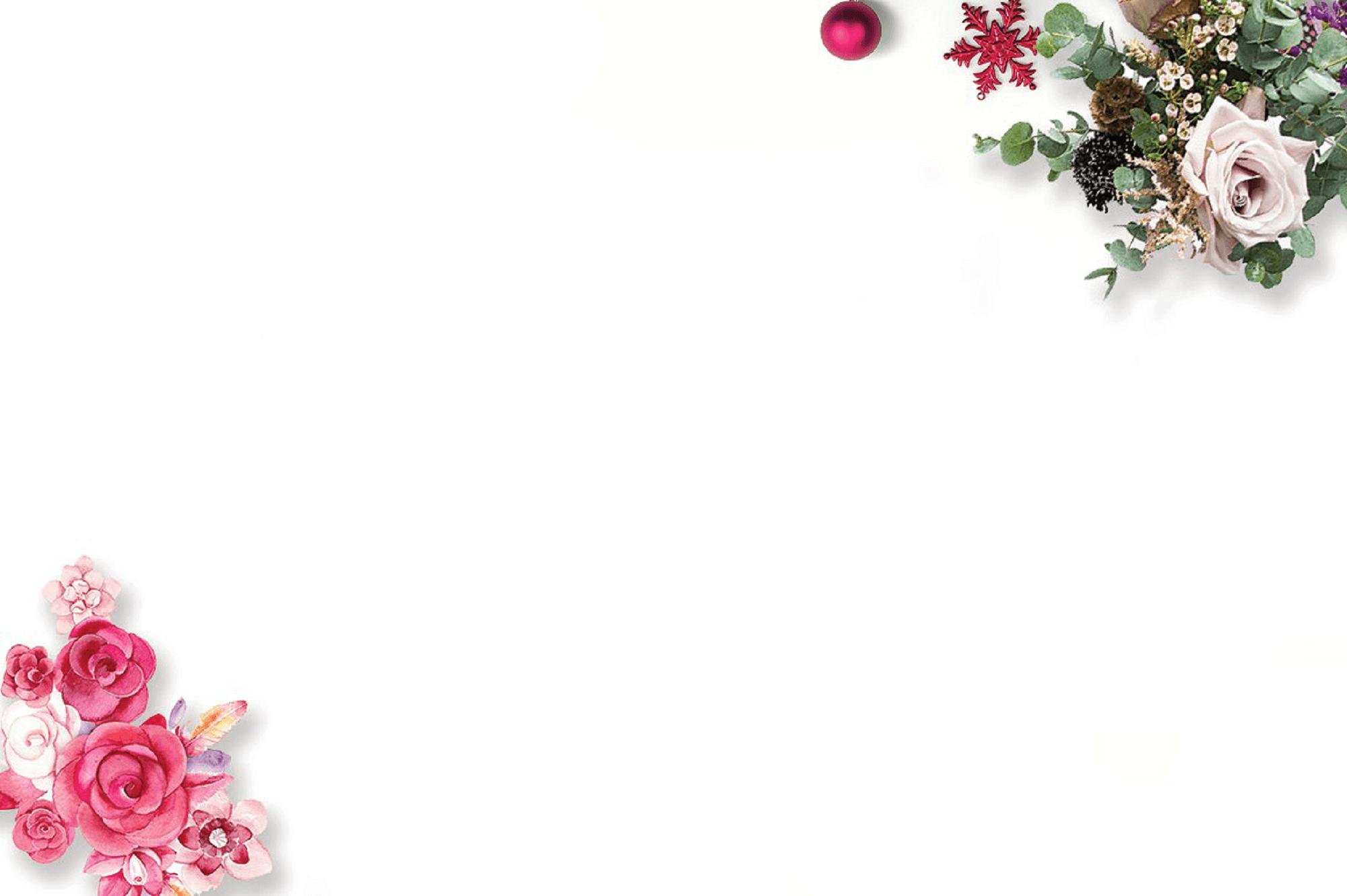 Hình ảnh background hoa lá