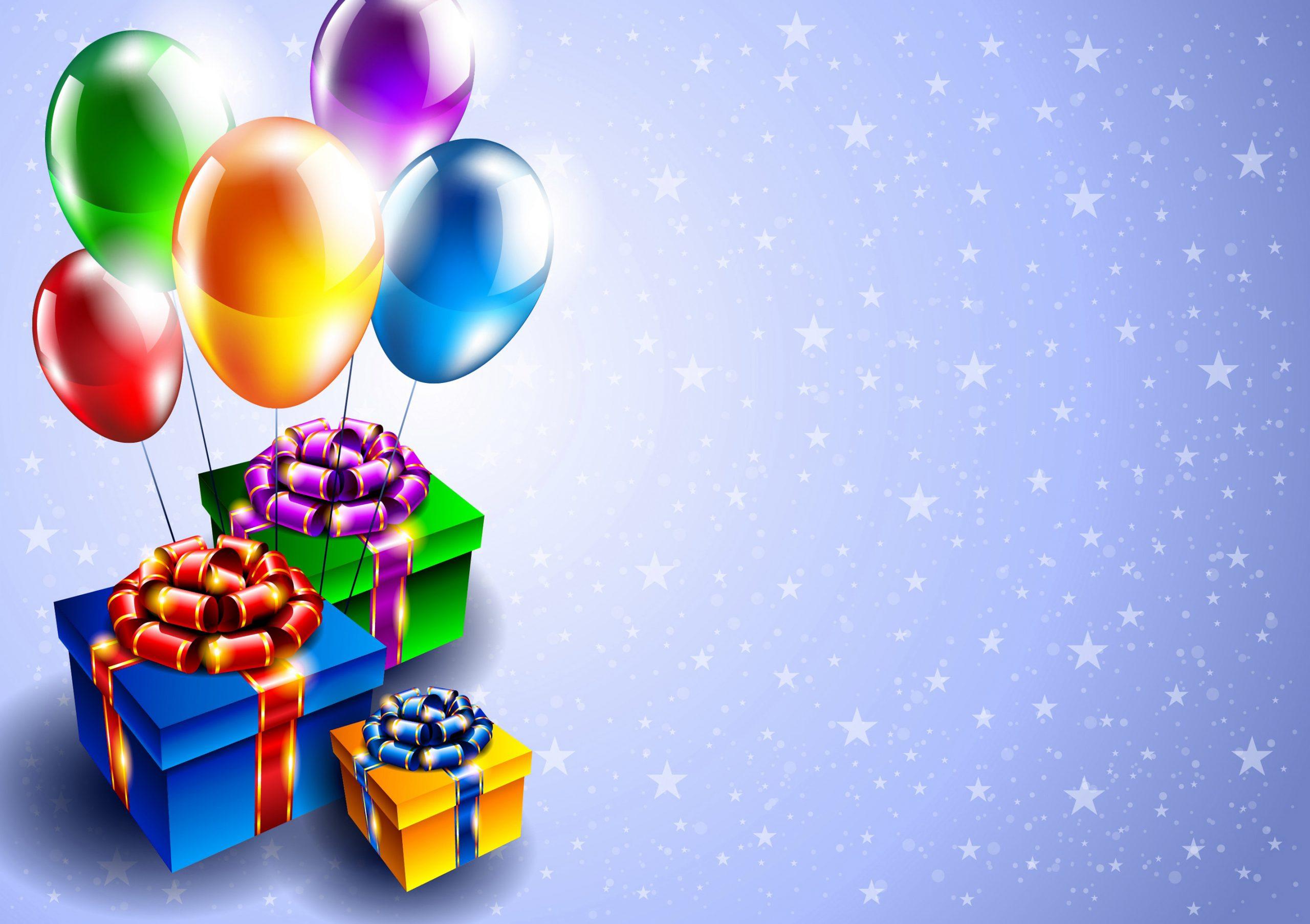 Hình ảnh phông nền mừng sinh nhật