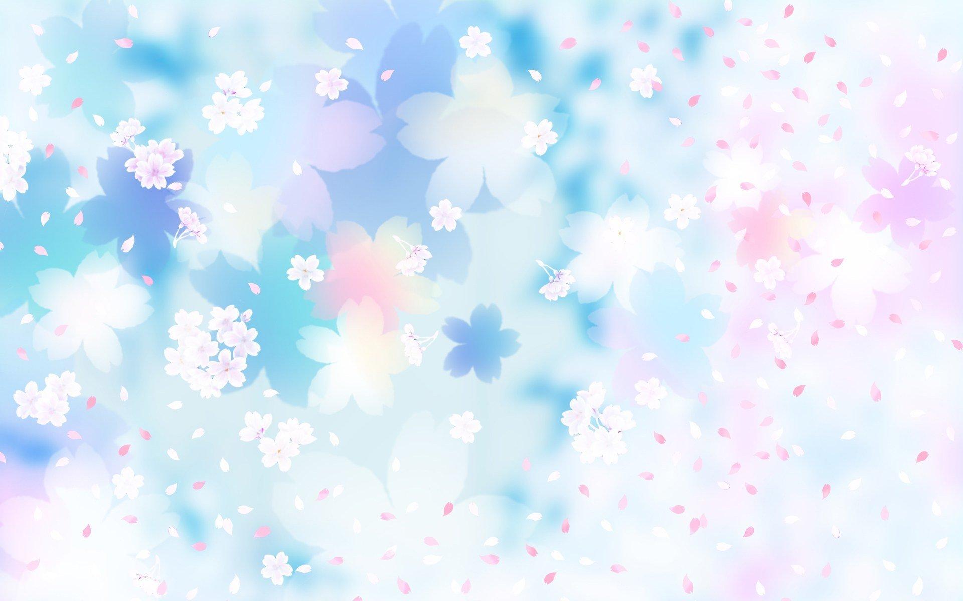 Hình background hoa