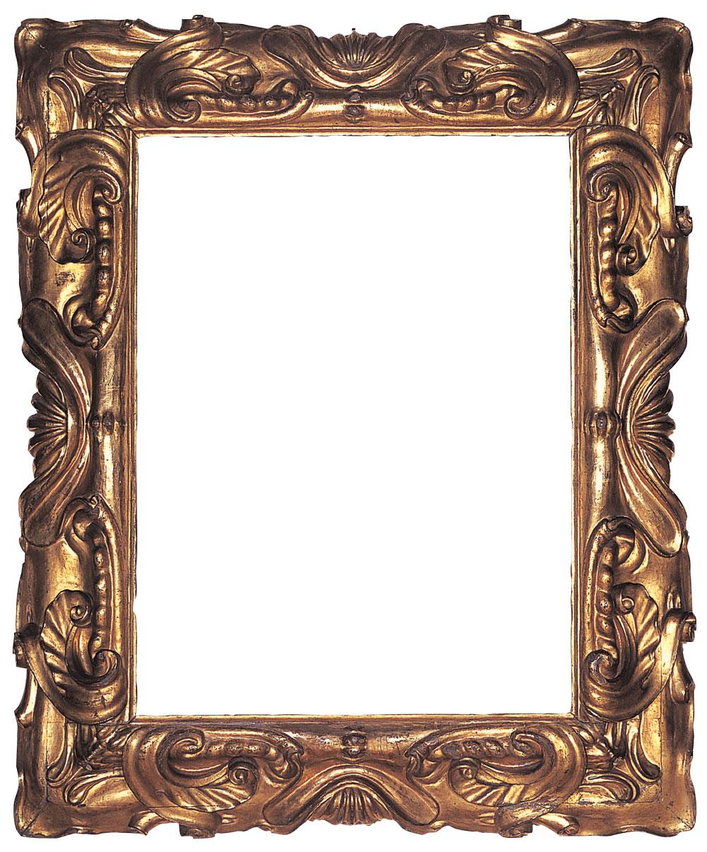 Hình khung ảnh viền cổ điển