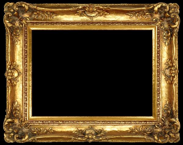 Khung ảnh viền cổ điển kim loại
