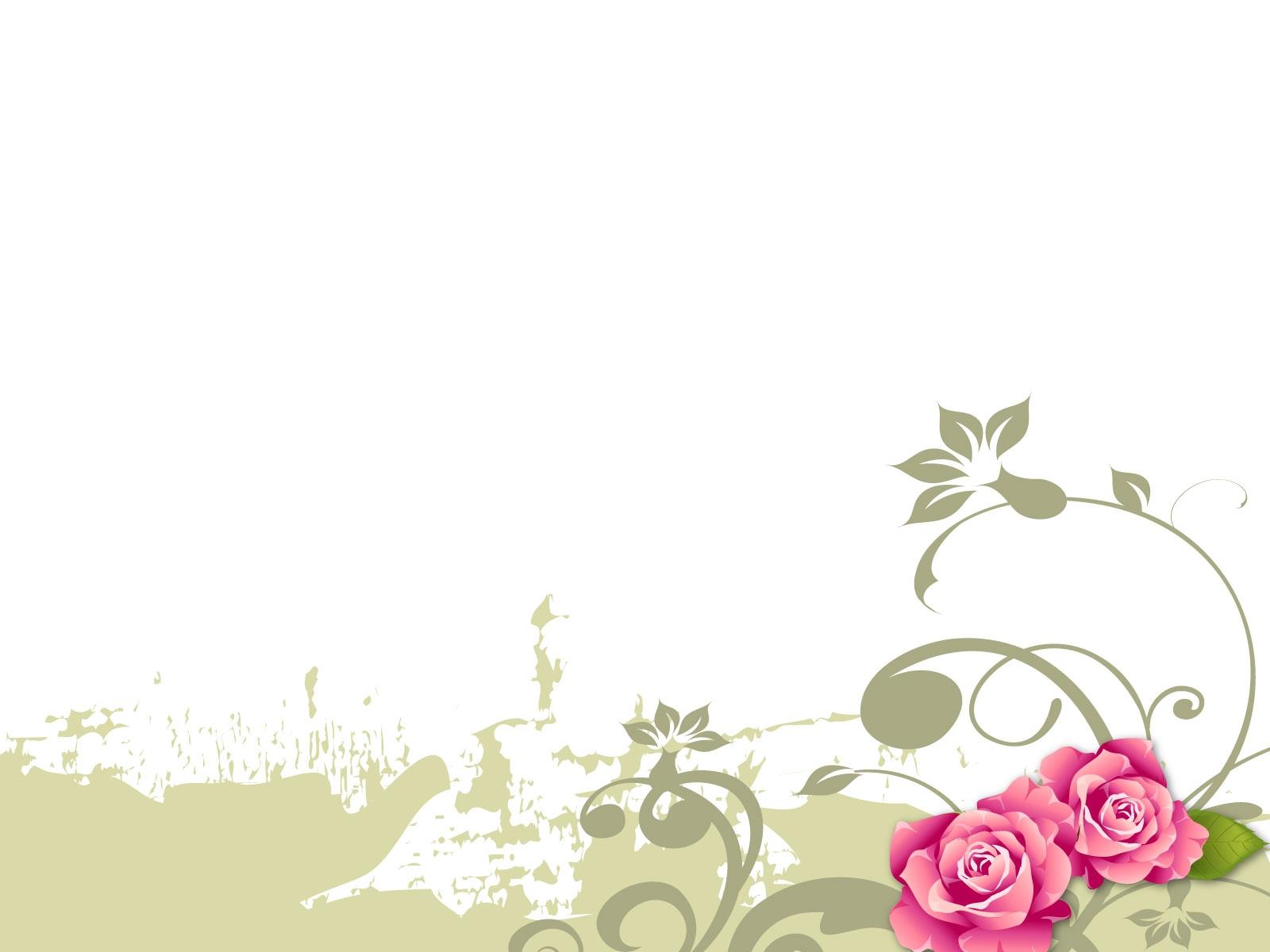 Nền background hoa lá đẹp