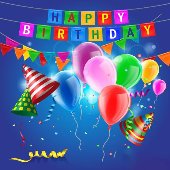 Phông nền tiệc sinh nhật
