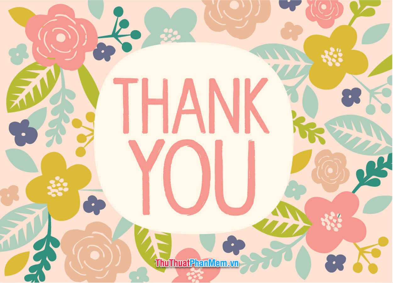 Cảm ơn cậu đã biến những khoảnh khắc bình thường trở nên phi thường
