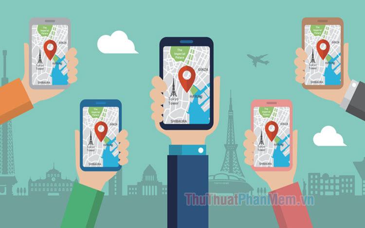 Cách đánh dấu nhiều địa điểm dẫn đường trên Google Map