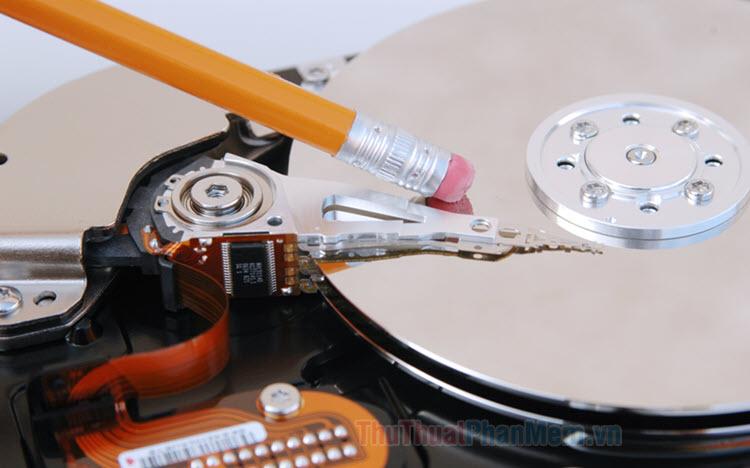 Cách Format ổ cứng bằng lệnh CMD