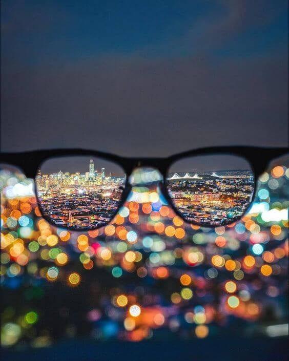 Hình ảnh Bokeh ánh sáng