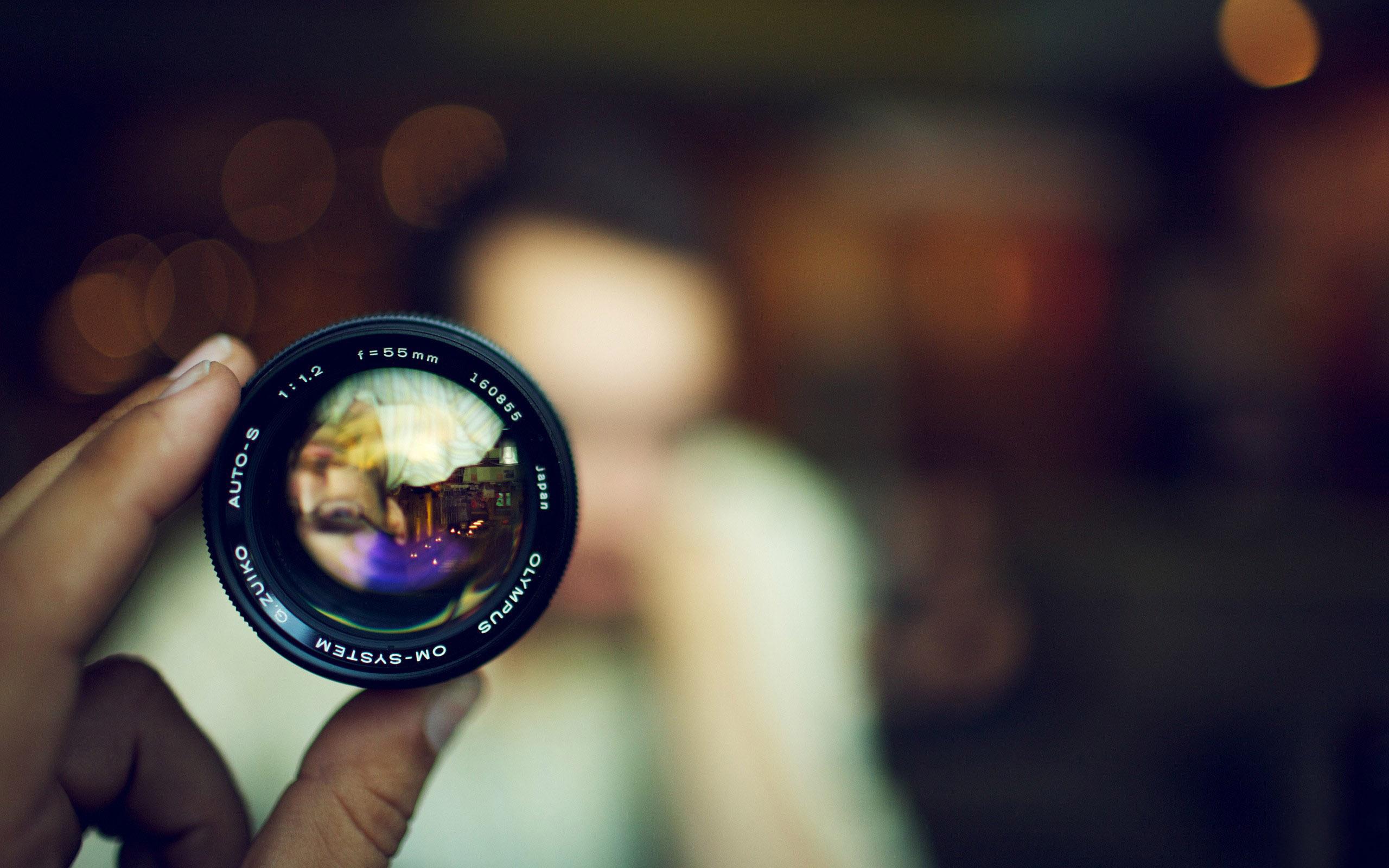 Hình ảnh ống kính Bokeh đẹp