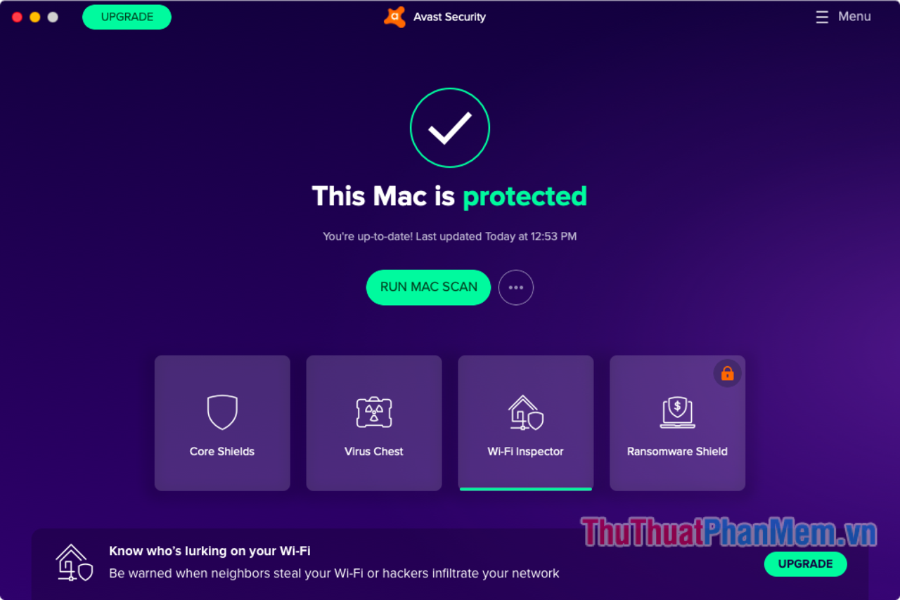 Avast Free Mac Security – Bảo vệ toàn diện cho Macbook