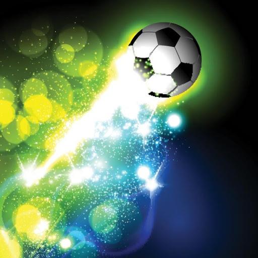 Background bóng đá 3D đẹp