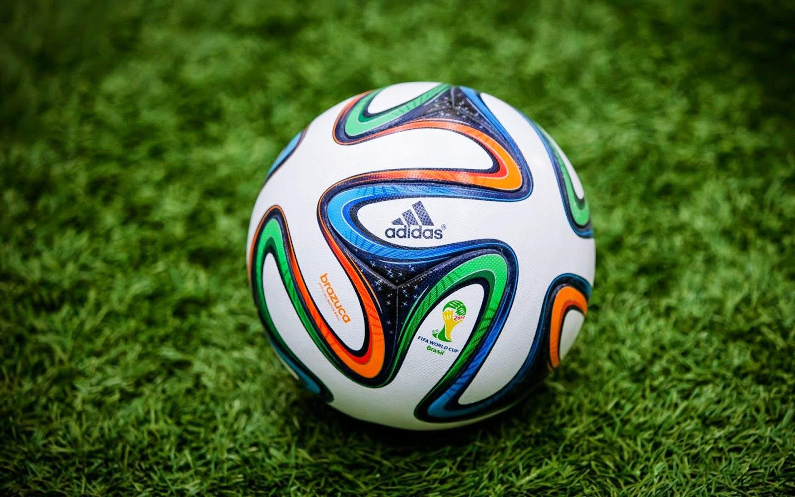 Background bóng đá adidas