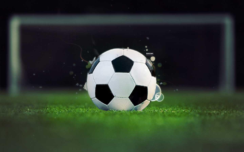 Background bóng đá độc đáo