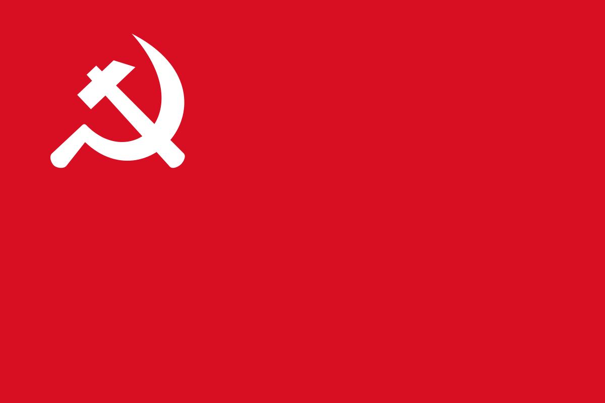 Background cờ đảng màu trắng