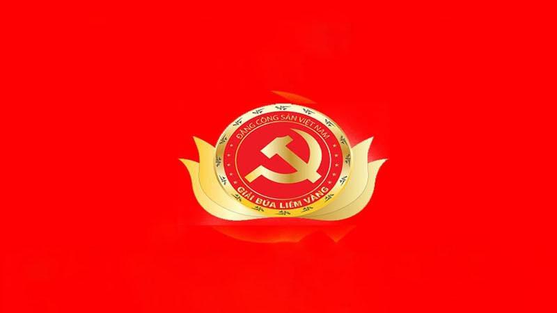 Background đảng màu đỏ