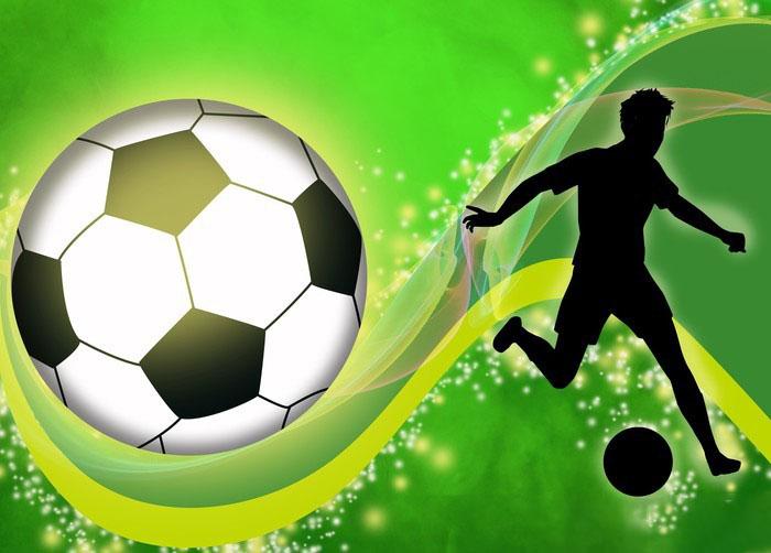 Background giải bóng đá