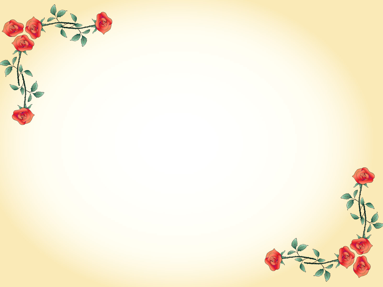 Background nền hoa hồng cho powerpoint
