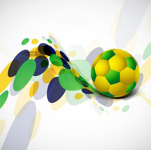 Background trái bóng đá