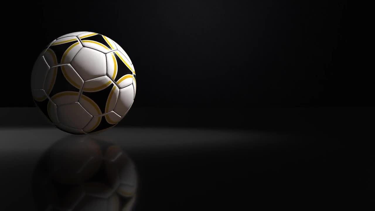 Background video quả bóng đá