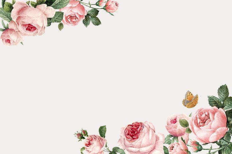Hình ảnh background hoa hồng đẹp