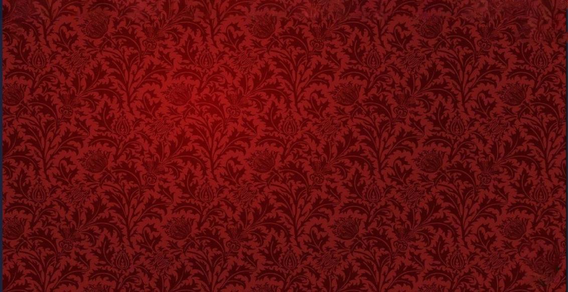 Hoa văn nền đỏ