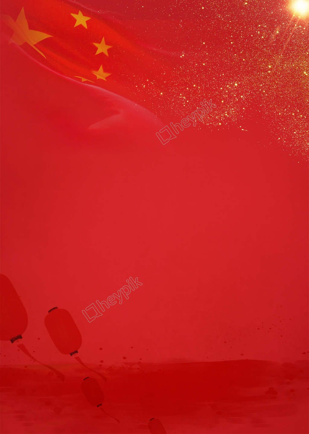 Mẫu background đảng màu đỏ