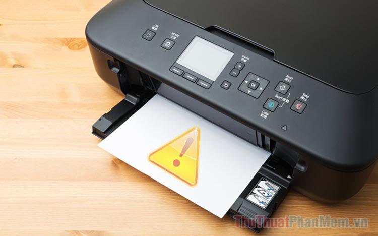 Cách sửa lỗi không tìm thấy máy in trong mạng LAN