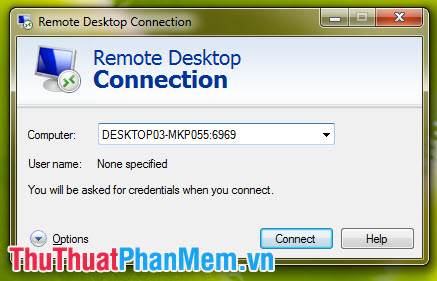 Tên host, tên máy tính, số port