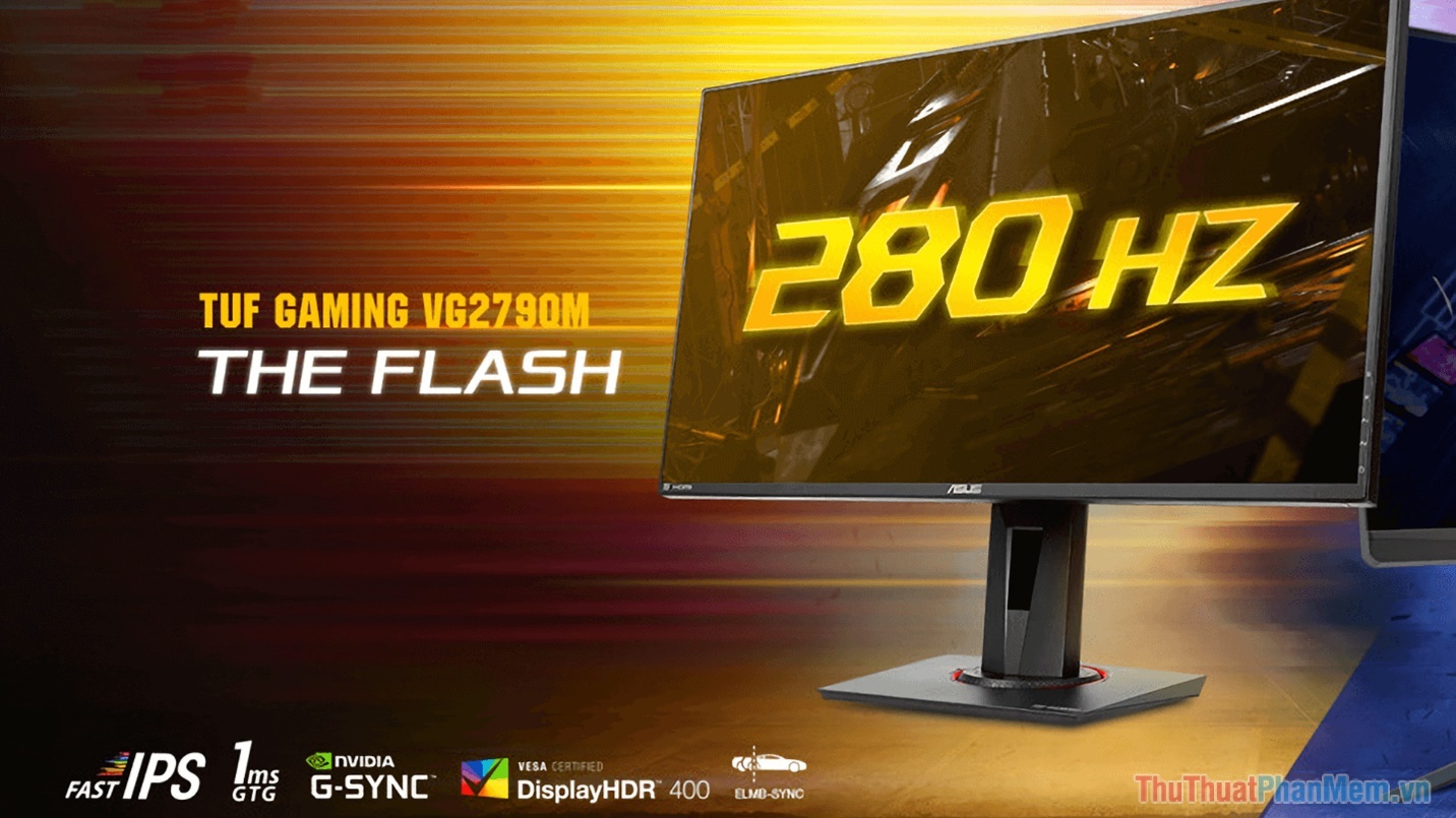 Asus VG279QM 280Hz