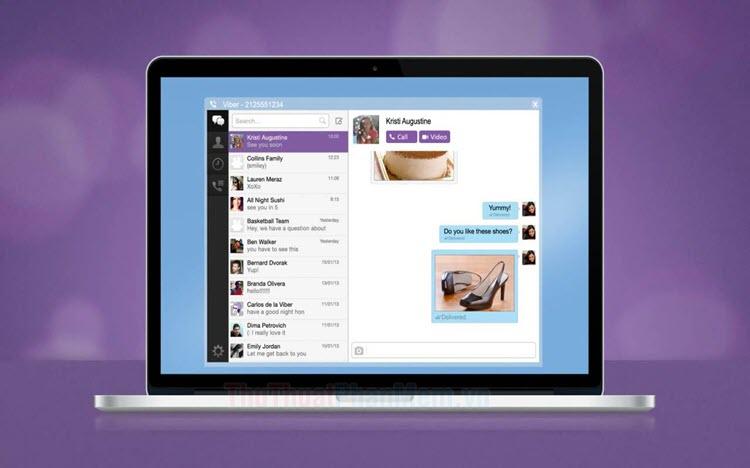 Cách sao lưu và khôi phục tin nhắn Viber trên máy tính