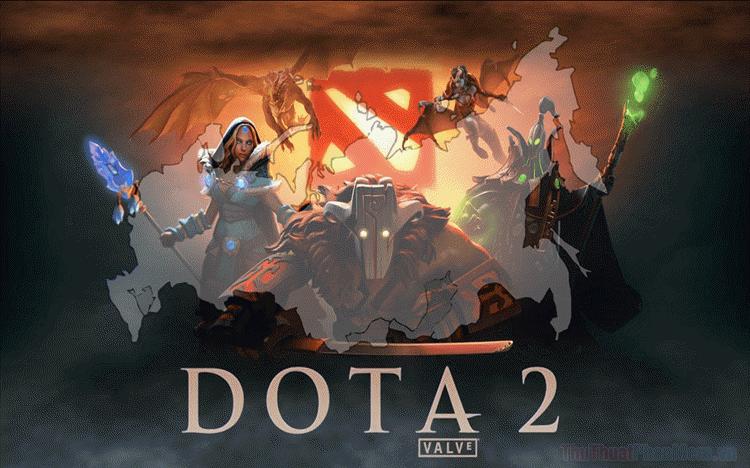 Cấu hình chuẩn chơi DOTA 2 trên máy tính