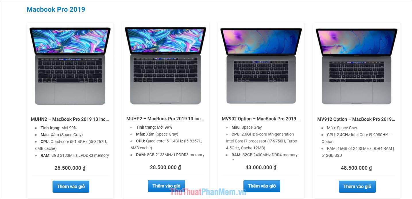 MacStores
