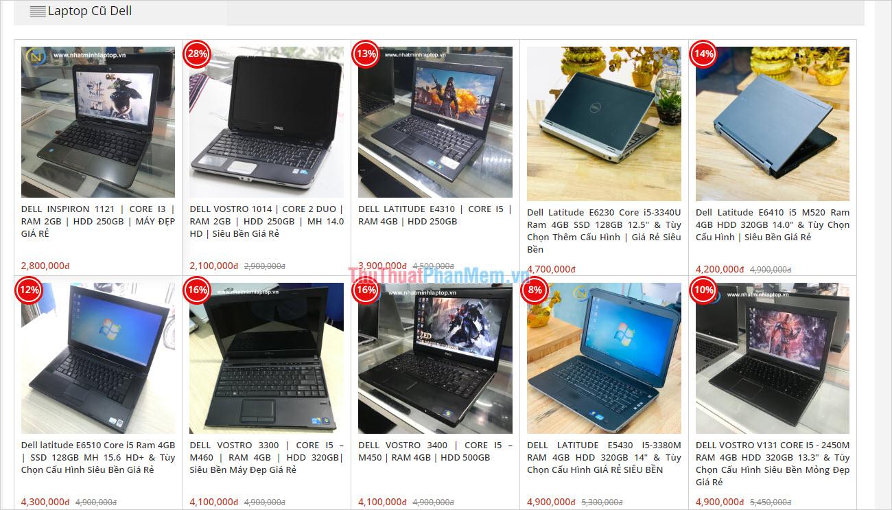 Nhật Minh Laptop