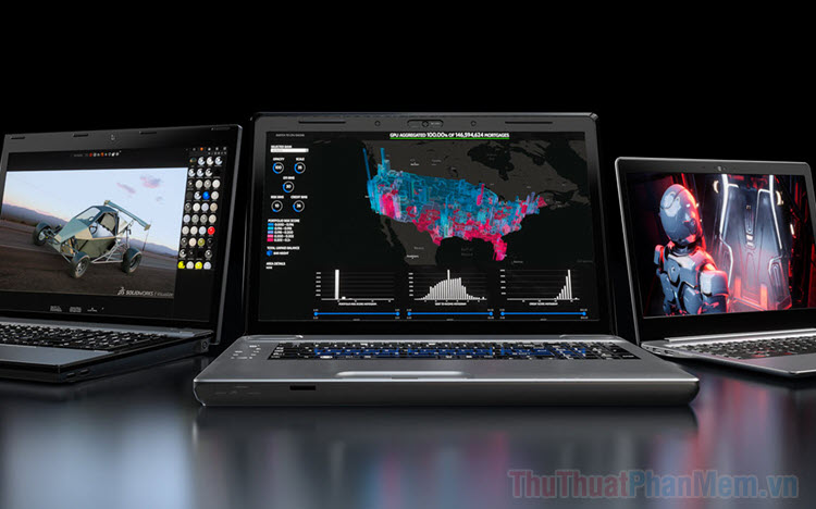 Top 10 Laptop Workstation tốt nhất nhất hiện nay