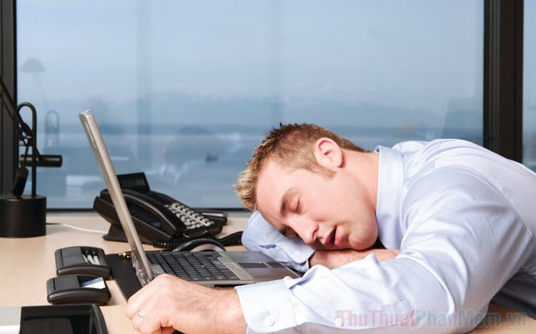 Cách sửa lỗi máy tính bị sleep liên tục