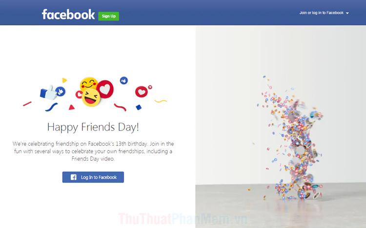 Cách xem lại kỷ niệm cũ trên Facebook