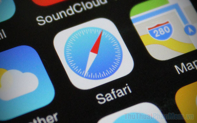 Cách xóa lịch sử Safari trên iPhone, iPad